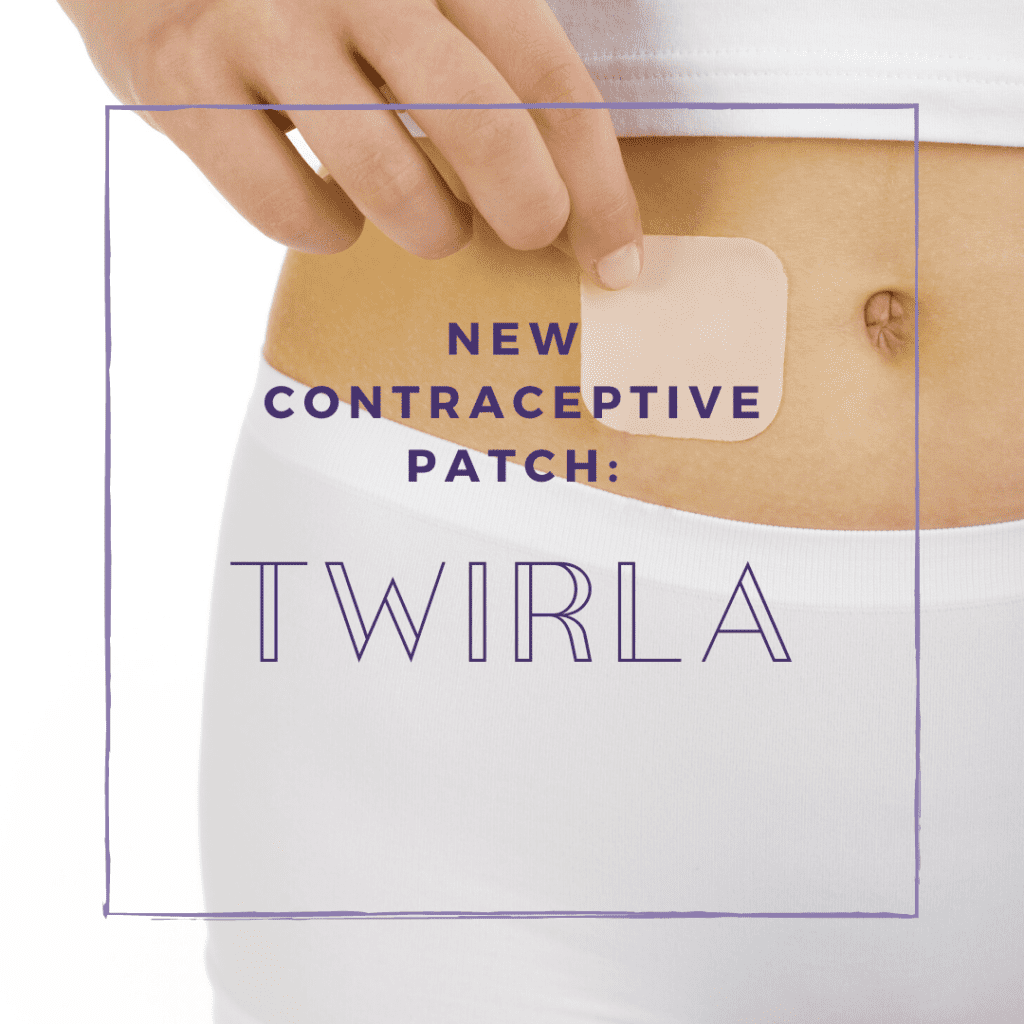New contraceptive Patch_